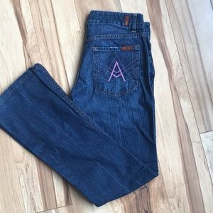 Perfect condition Triple A pocket Sevens Jeans